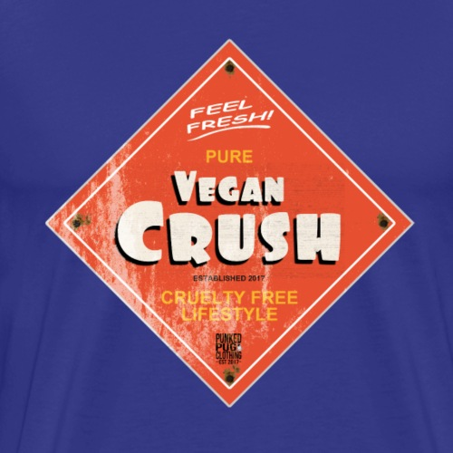 VEGAN CRUSH - Men's Premium T-Shirt