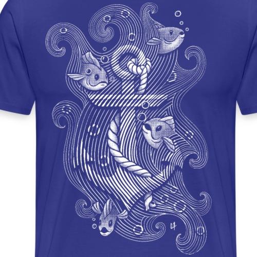 Lost Anchor - T-shirt Premium Homme