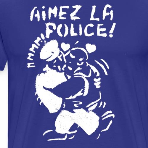 Liebe - Männer Premium T-Shirt