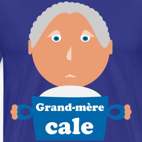 Grand-mère Cale - T-shirt Premium Homme