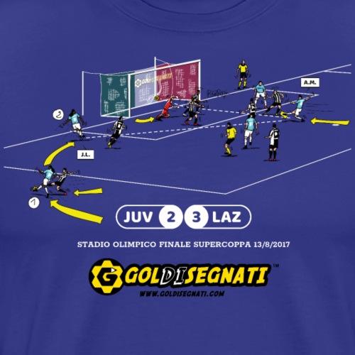 JUV-LAZ 2-3 Il Gol di AM - Maglietta Premium da uomo