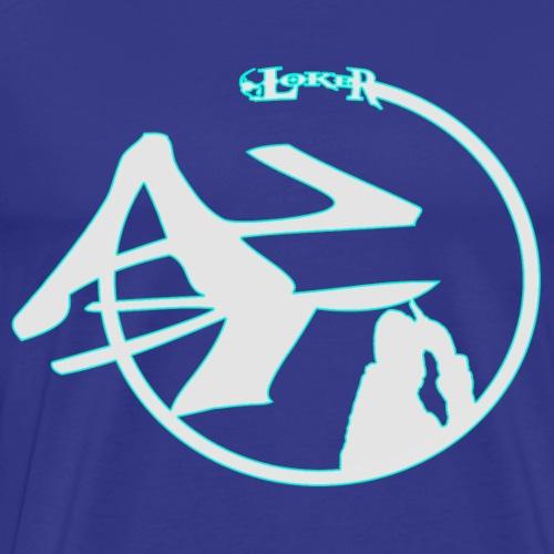 lka41tstreetdsgnr - T-shirt Premium Homme