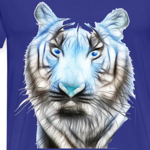 tiger - Premium T-skjorte for menn