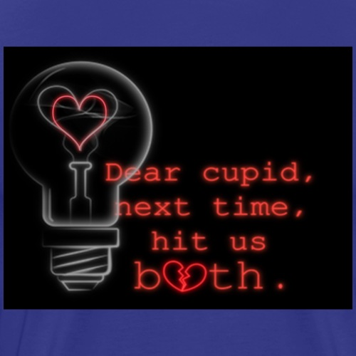Dear Cupid... - Maglietta Premium da uomo