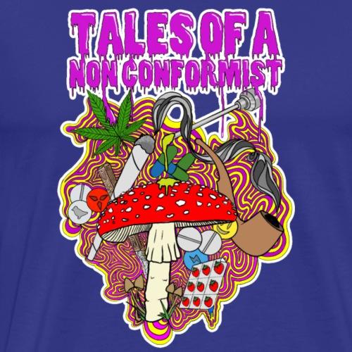 Tales Of a Non-Conformist - Men's Premium T-Shirt