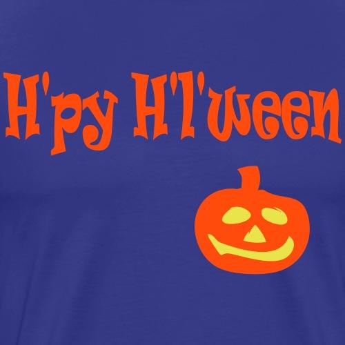Happy Halloween - Männer Premium T-Shirt