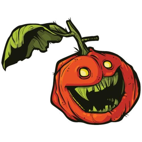 Halloween Kürbis - Der Kleine Irre - Männer Premium T-Shirt