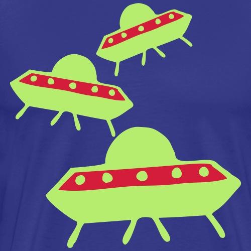 ufos - Männer Premium T-Shirt