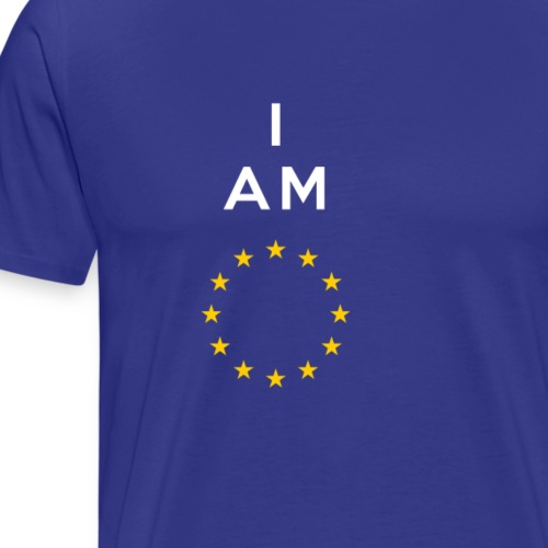 I am Europe - Men's Premium T-Shirt