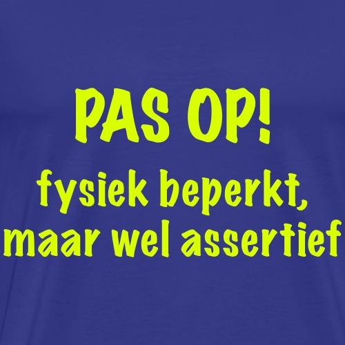 fysiek - Mannen Premium T-shirt