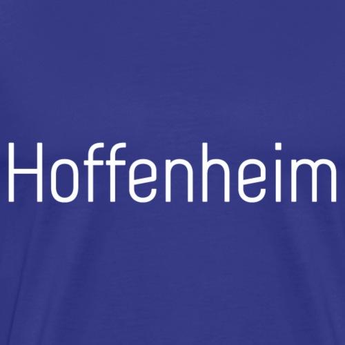 Hoffenheim weiss - Männer Premium T-Shirt