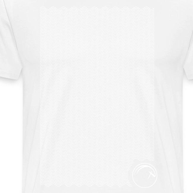 Ocean Oryx verticale Bianco