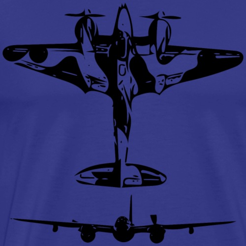 Mosquito WW2 Legend - Men's Premium T-Shirt