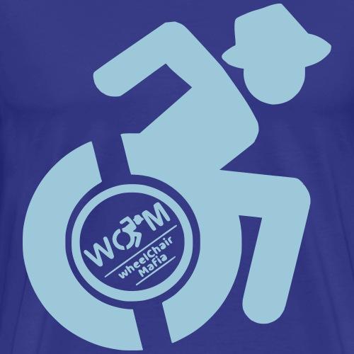 WCMman1 - Mannen Premium T-shirt
