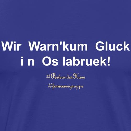oslabruek3 - Männer Premium T-Shirt