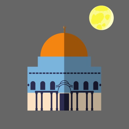 Moon over Quds
