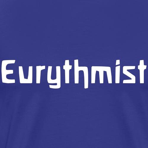 Eurythmist - Männer Premium T-Shirt