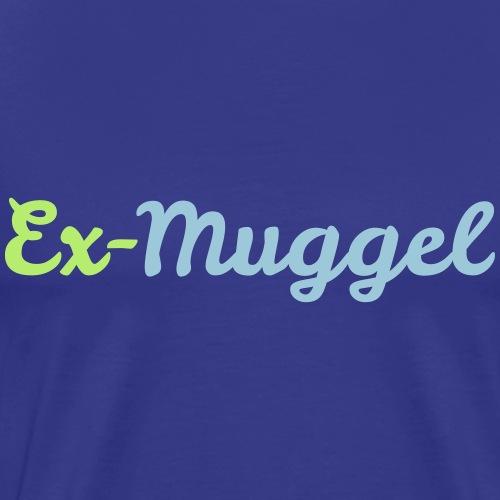 Ex-Muggel – Flockdruck - Männer Premium T-Shirt