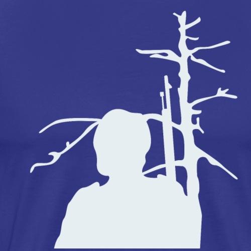 Sotilas - Miesten premium t-paita