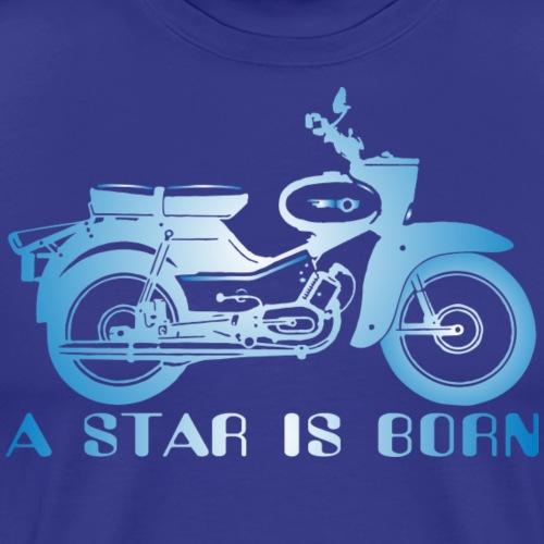 Simson Star is Born - Männer Premium T-Shirt