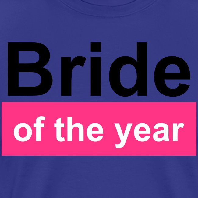 bride of the year
