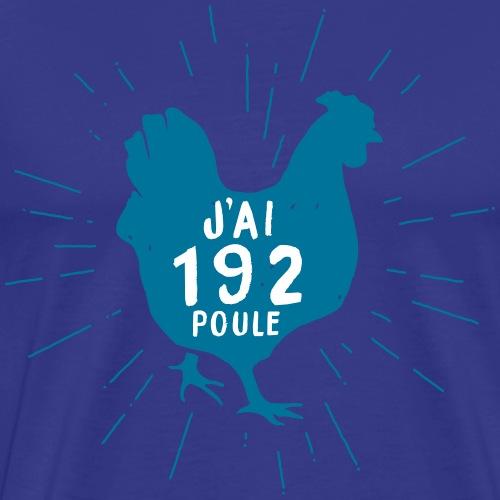 192 - T-shirt Premium Homme
