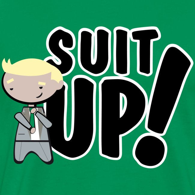 barney stinson suit up