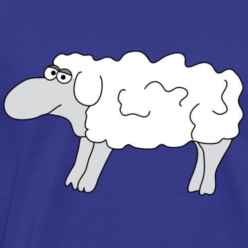 Schaf - Männer Premium T-Shirt