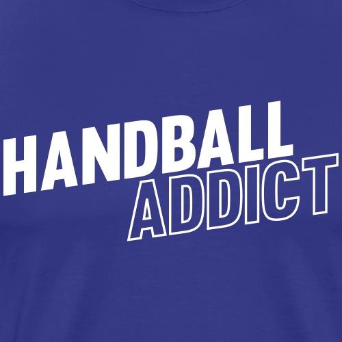 Handball addict - T-shirt Premium Homme
