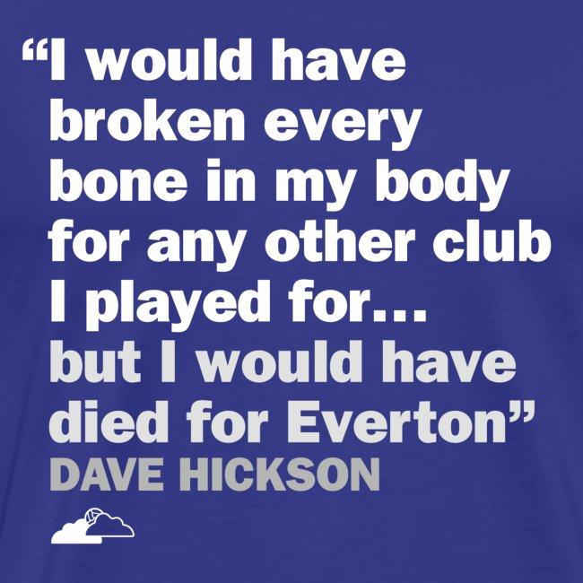hickson tee