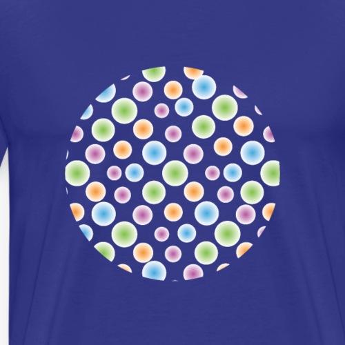 Dots - Maglietta Premium da uomo