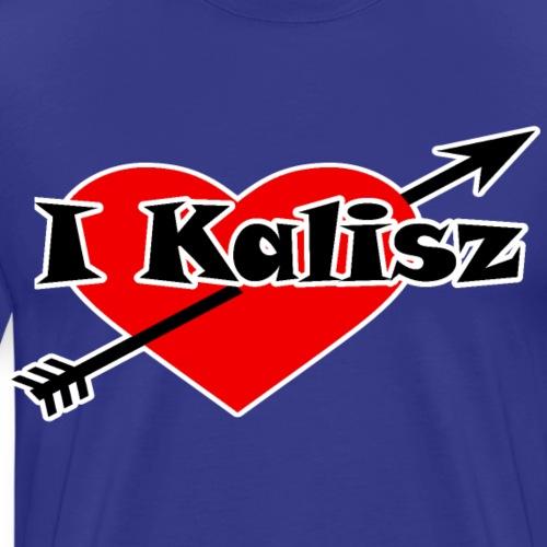 Arrow & Love Kalisz - Koszulka męska Premium