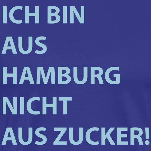 Ich bin aus Hamburg #Stadtgeschenke - Männer Premium T-Shirt