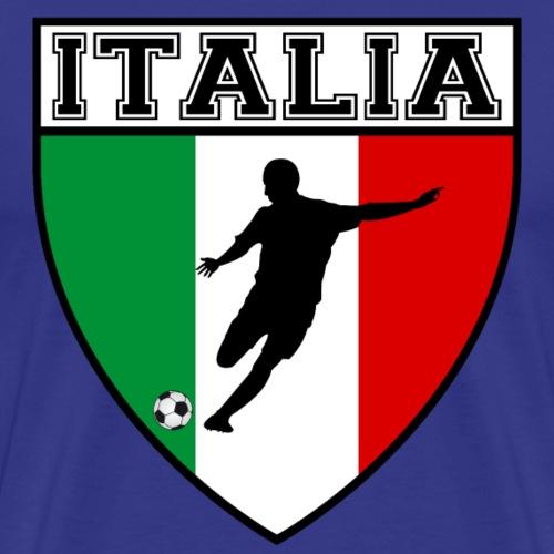 italia_football_design - Men's Premium T-Shirt
