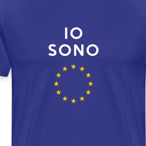 Io sono Europe - Men's Premium T-Shirt
