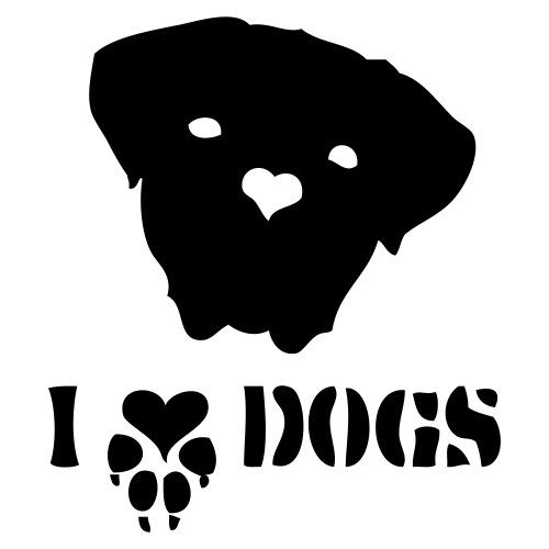 dog - www.dog-power.nl - Mannen Premium T-shirt