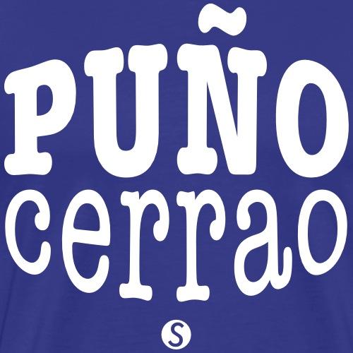 PUÑO CERRAO (Manolito Simonet) - Männer Premium T-Shirt