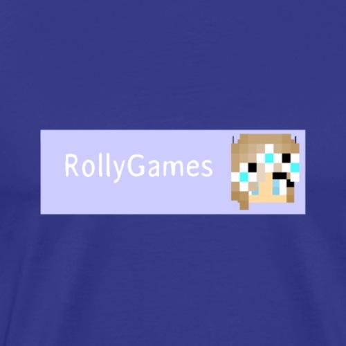 RollyMerch - Men's Premium T-Shirt