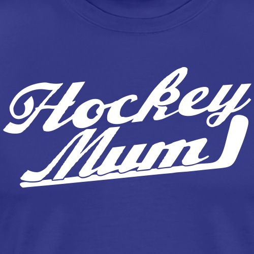 Hockey Mum - Men's Premium T-Shirt