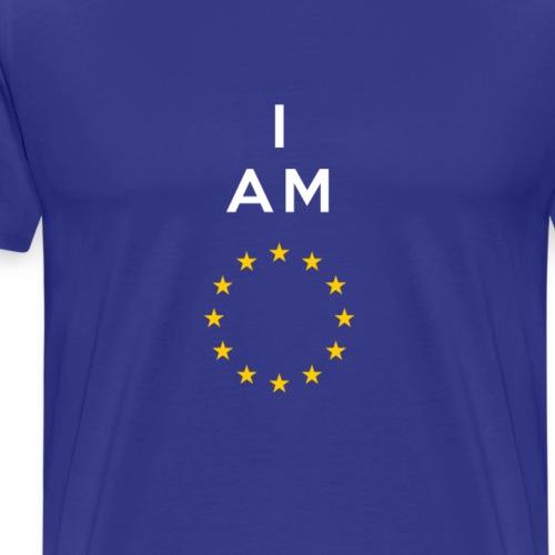 I am Europe - Men's Premium T-Shirt