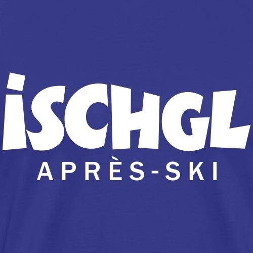 Ischgl Après-Ski Design - Männer Premium T-Shirt