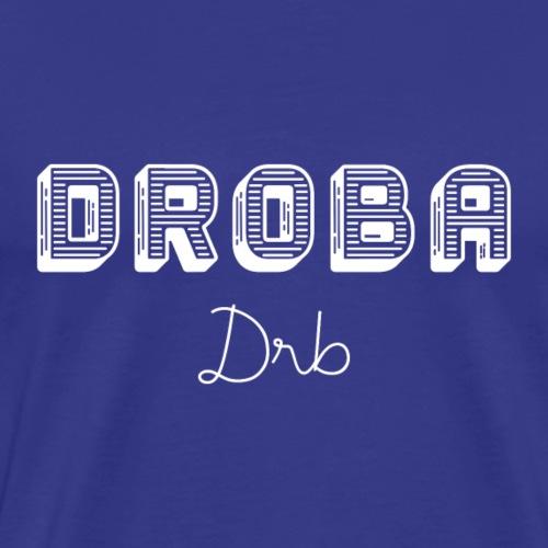 DROBA - Camiseta premium hombre