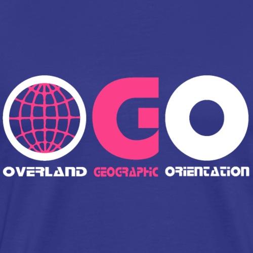 OGO-25 - T-shirt Premium Homme