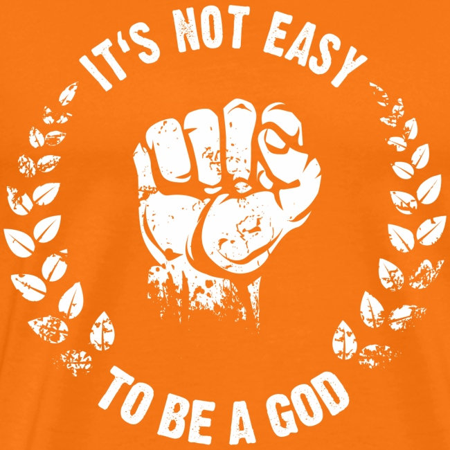 To be a God laurel