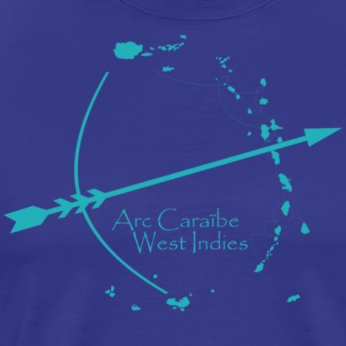 ARC CARAIBE - T-shirt Premium Homme