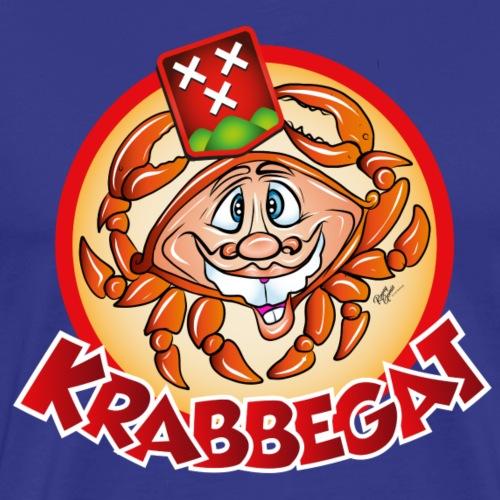 KRABBEGAT - Mannen Premium T-shirt