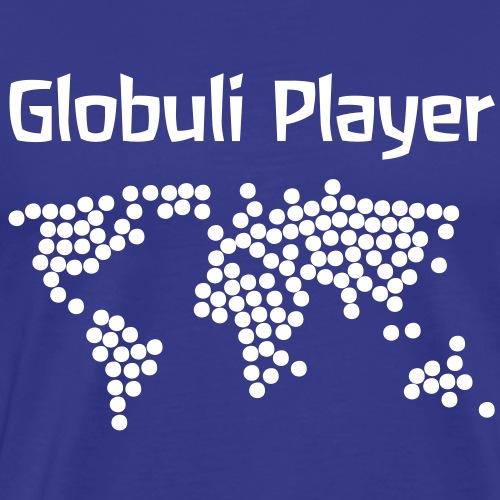 Globuli Player - Männer Premium T-Shirt