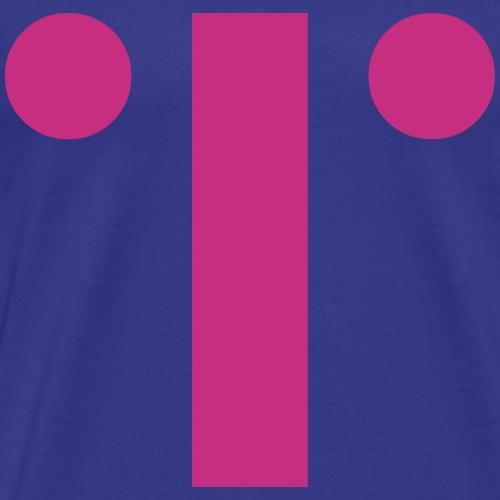 PEN*S - Premium-T-shirt herr