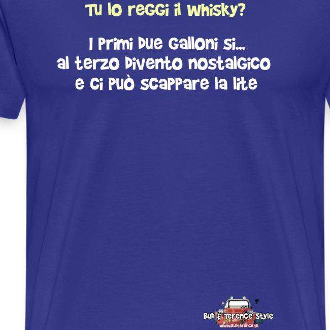 Tu lo reggi il whisky?