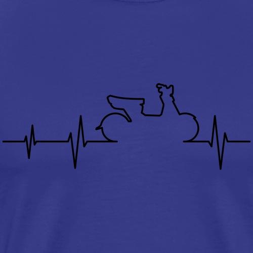 Simson SR50 SR80 EKG - Men's Premium T-Shirt